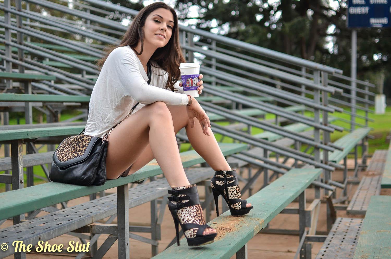 Slut shoe girls